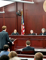 Moot Arguments with Rhode Island Supreme Court