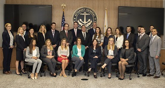 Staff at the Rhode Island Attorney General's Office