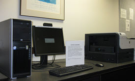 Copying station library