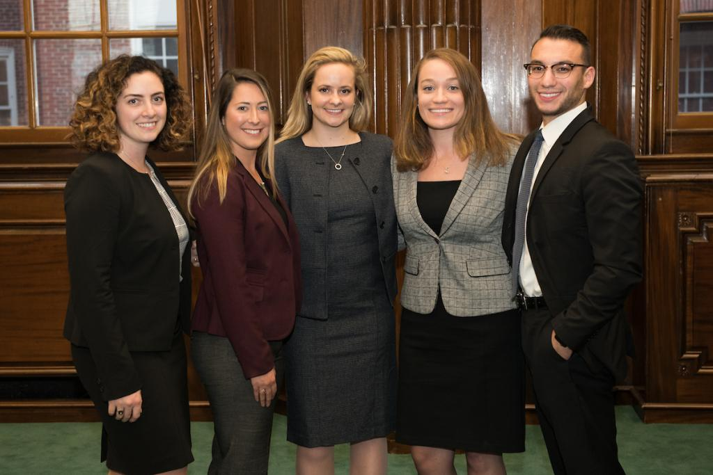 2018-2019 Moot Court Executive Board