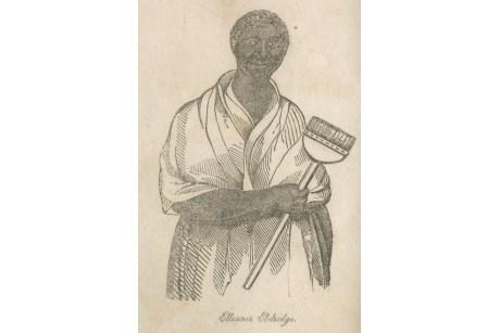 Drawing of Elleanor Eldridge
