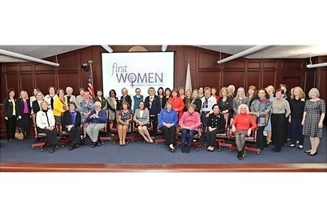 First Women of the RI Bar