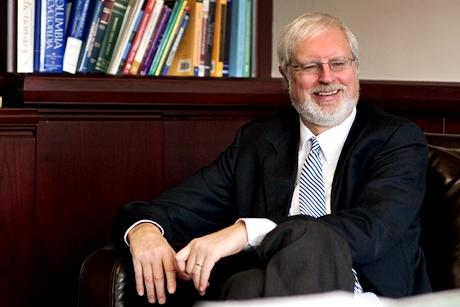Photo of Professor David A. Logan